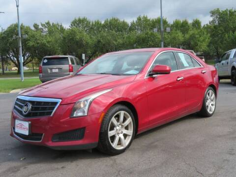 2013 Cadillac ATS for sale at Low Cost Cars North in Whitehall OH