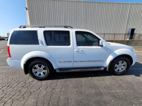 2012 Nissan Pathfinder for sale at Vision Motorsports in Tulsa OK