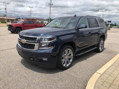 2018 Chevrolet Tahoe for sale at Herman Jenkins Used Cars in Union City TN