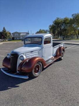 1937 Chevrolet C/K 20 Series for sale at Classic Car Deals in Cadillac MI