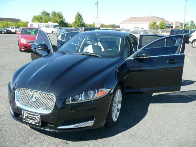 2013 Jaguar XF for sale at Prospect Auto Sales in Osseo MN