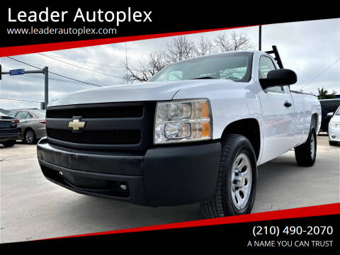 2007 Chevrolet Silverado 1500 for sale at Leader Autoplex in San Antonio TX