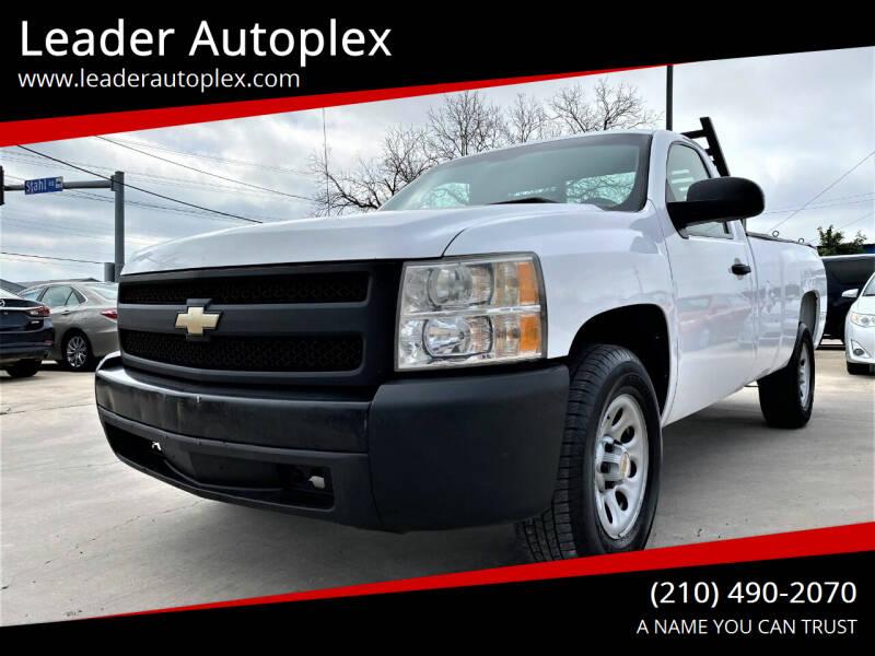 2007 Chevrolet Silverado 1500 for sale at Leader Autoplex in San Antonio TX