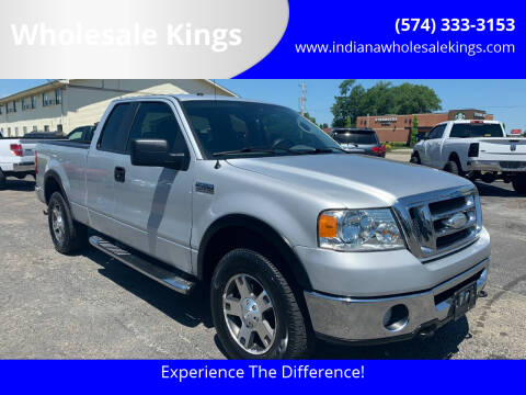 2008 Ford F-150 for sale at Wholesale Kings in Elkhart IN