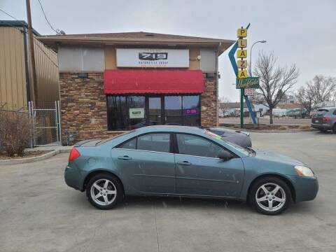 2009 Pontiac G6 for sale at 719 Automotive Group in Colorado Springs CO