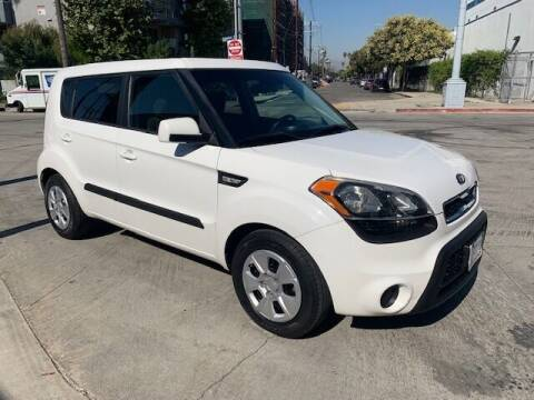 2012 Kia Soul for sale at Good Vibes Auto Sales in North Hollywood CA