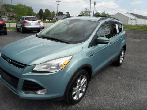 2013 Ford Escape for sale at CARSON MOTORS in Cloverdale IN