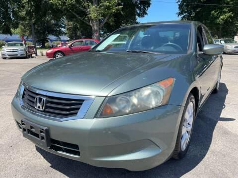 2008 Honda Accord for sale at Atlantic Auto Sales in Garner NC