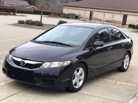 2009 Honda Civic for sale at Two Brothers Auto Sales in Loganville GA