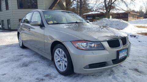 2007 BMW 3 Series for sale at Shores Auto in Lakeland Shores MN