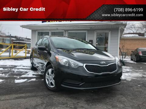 2016 Kia Forte for sale at Sibley Car Credit in Dolton IL