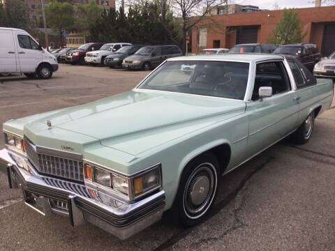 1978 Cadillac DeVille for sale at Steve's Auto Sales in Madison WI