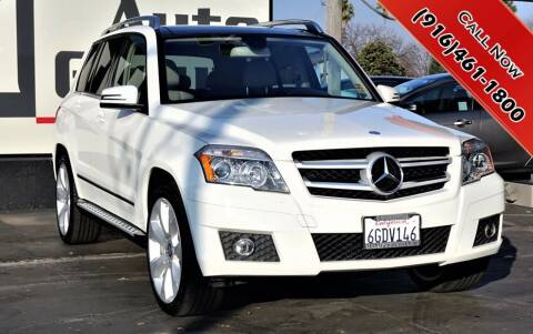 2010 Mercedes-Benz GLK for sale at H1 Auto Group in Sacramento CA