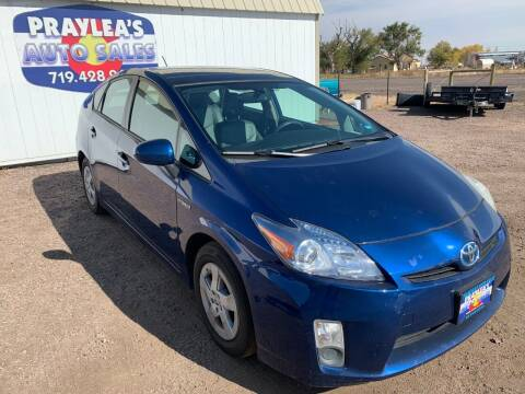 2010 Toyota Prius for sale at Praylea's Auto Sales in Peyton CO