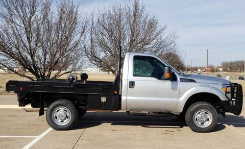 2016 Ford F-350 Super Duty for sale at MANGUM AUTO SALES in Duncan OK