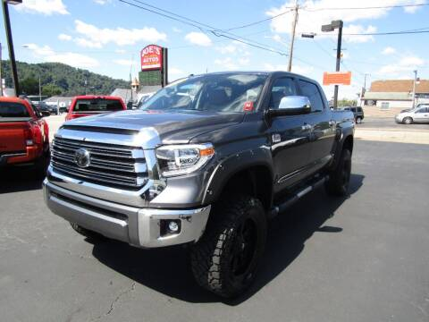 2018 Toyota Tundra for sale at Joe's Preowned Autos 2 in Wellsburg WV