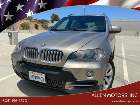 2008 BMW X5 for sale at Allen Motors, Inc. in Thousand Oaks CA