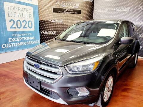 2017 Ford Escape for sale at X Drive Auto Sales Inc. in Dearborn Heights MI