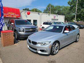 2014 BMW 4 Series for sale at Redford Auto Quality Used Cars in Redford MI