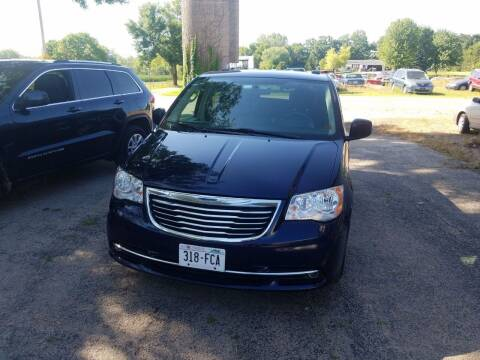 2014 Chrysler Town and Country for sale at Craig Auto Sales in Omro WI
