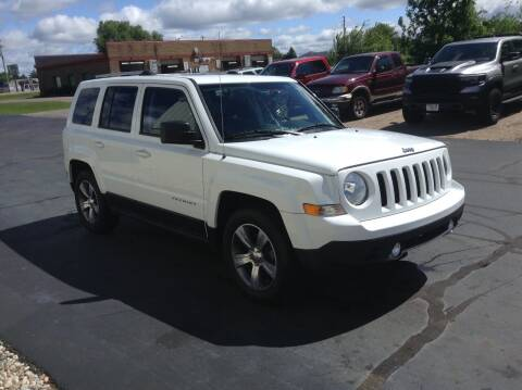 2016 Jeep Patriot for sale at Bruns & Sons Auto in Plover WI