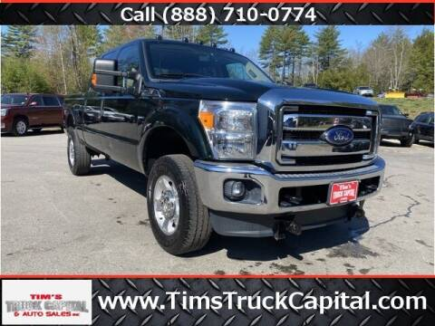2015 Ford F-350 Super Duty for sale at TTC AUTO OUTLET/TIM'S TRUCK CAPITAL & AUTO SALES INC ANNEX in Epsom NH