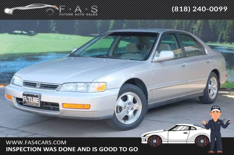 1997 Honda Accord for sale at Best Car Buy in Glendale CA