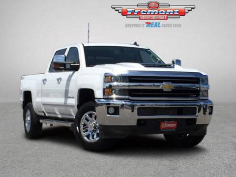 2019 Chevrolet Silverado 2500HD for sale at Rocky Mountain Commercial Trucks in Casper WY