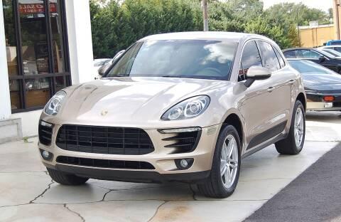 2015 Porsche Macan for sale at Avi Auto Sales Inc in Magnolia NJ