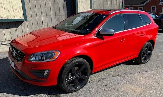 2015 Volvo XC60 for sale at Past & Present MotorCar in Waterbury Center VT