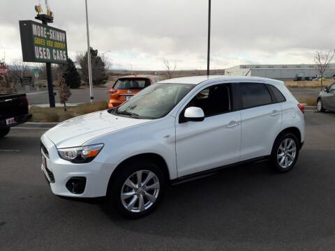 2015 Mitsubishi Outlander Sport for sale at More-Skinny Used Cars in Pueblo CO