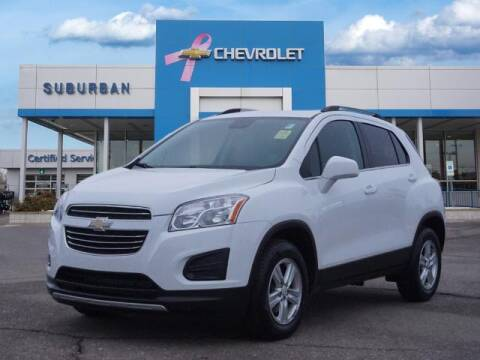 2016 Chevrolet Trax for sale at Suburban Chevrolet of Ann Arbor in Ann Arbor MI