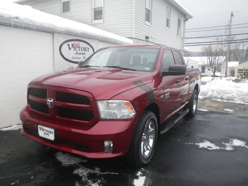 2015 RAM Ram Pickup 1500 for sale at VICTORY AUTO in Lewistown PA