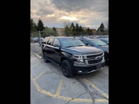 2017 Chevrolet Tahoe for sale at Classified pre-owned cars of New Jersey in Mahwah NJ