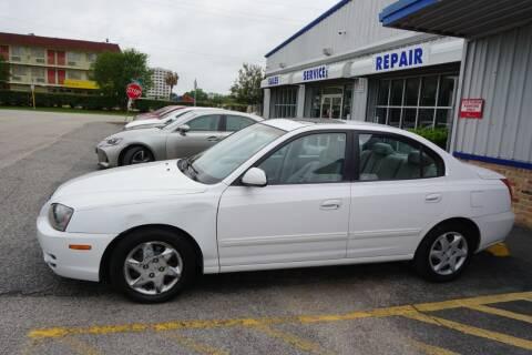 2006 Hyundai Elantra for sale at SOUTHWEST AUTO CENTER INC in Houston TX