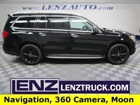 2013 Mercedes-Benz GL-Class for sale at LENZ TRUCK CENTER in Fond Du Lac WI