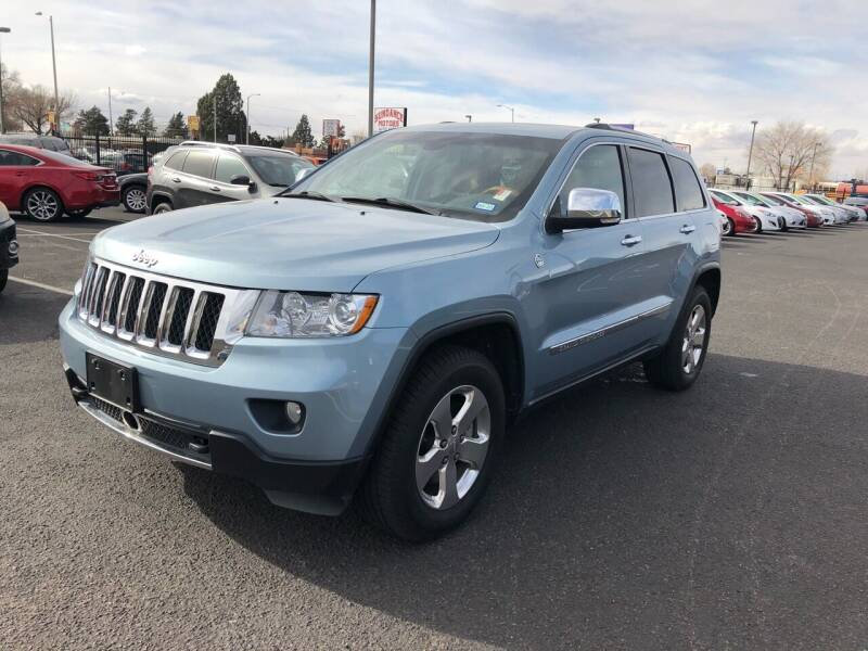 2013 Jeep Grand Cherokee for sale at Car & Truck Gallery in Albuquerque NM