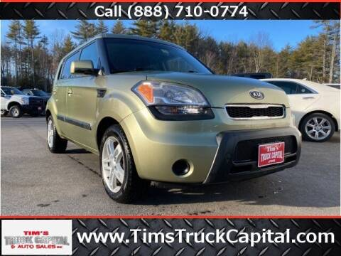 2011 Kia Soul for sale at TTC AUTO OUTLET/TIM'S TRUCK CAPITAL & AUTO SALES INC ANNEX in Epsom NH