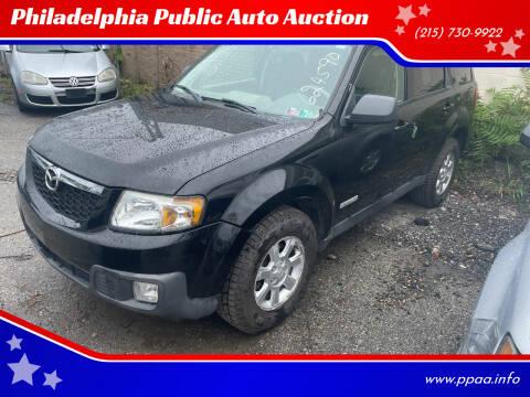 2008 Mazda Tribute for sale at Philadelphia Public Auto Auction in Philadelphia PA