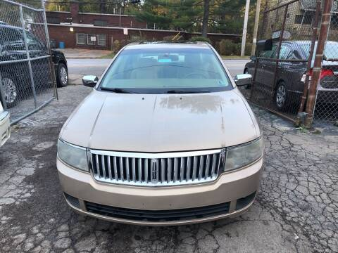 2006 Lincoln Zephyr for sale at Six Brothers Auto Sales in Youngstown OH