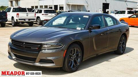 2021 Dodge Charger for sale at Meador Dodge Chrysler Jeep RAM in Fort Worth TX