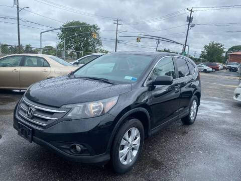 2013 Honda CR-V for sale at American Best Auto Sales in Uniondale NY