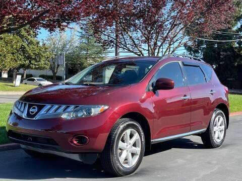 2009 Nissan Murano for sale at AutoAffari LLC in Sacramento CA