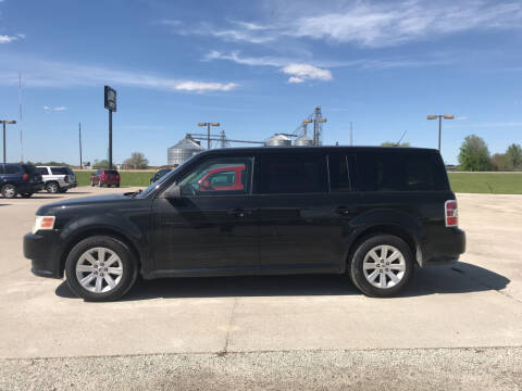 2010 Ford Flex for sale at Lanny's Auto in Winterset IA
