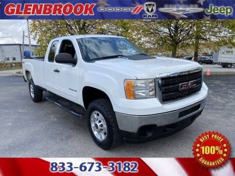 2011 GMC Sierra 2500HD for sale at Glenbrook Dodge Chrysler Jeep Ram and Fiat in Fort Wayne IN