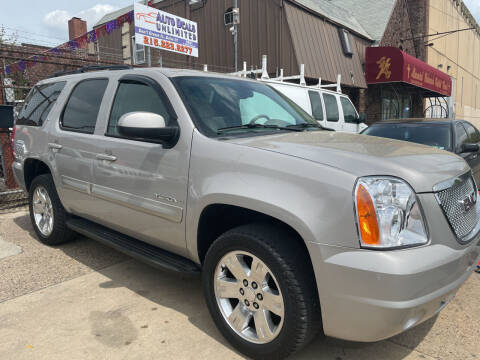 2008 GMC Yukon for sale at AUTO DEALS UNLIMITED in Philadelphia PA