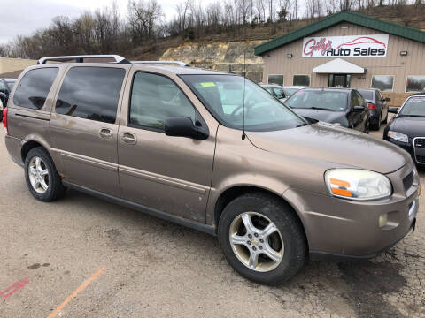2006 Chevrolet Uplander for sale at Gilly's Auto Sales in Rochester MN