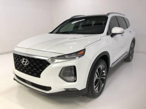 2019 Hyundai Santa Fe for sale at Curry's Cars Powered by Autohouse - AUTO HOUSE PHOENIX in Peoria AZ