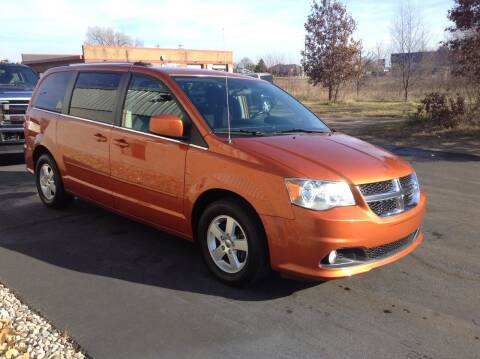 2011 Dodge Grand Caravan for sale at Bruns & Sons Auto in Plover WI