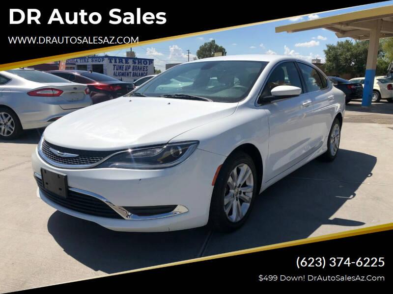 Chrysler 200 for sale at DR Auto Sales in Glendale AZ